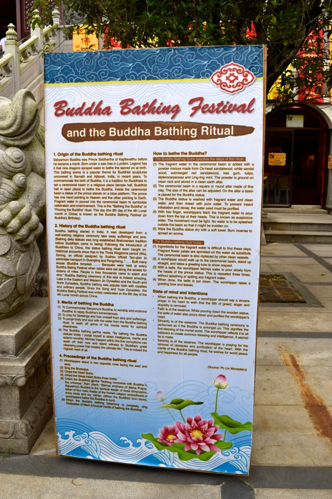 Buddha Birthday Festival