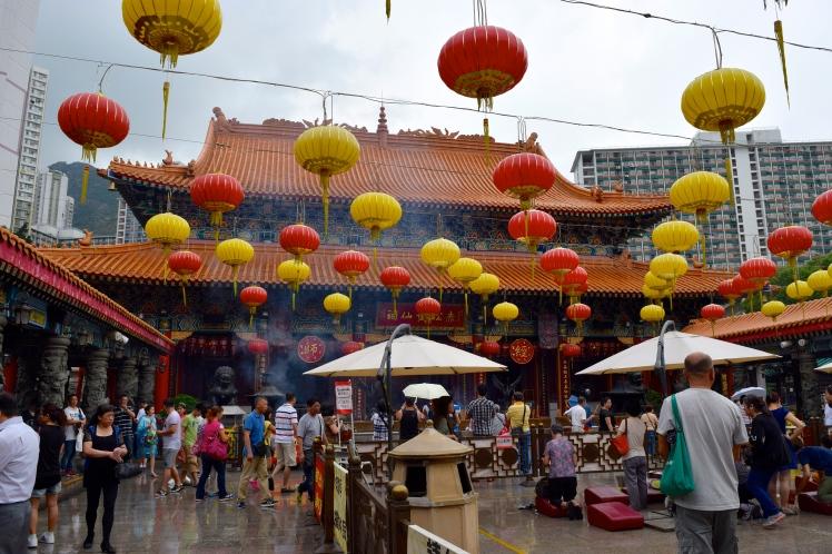 Won Tai Sin Temple