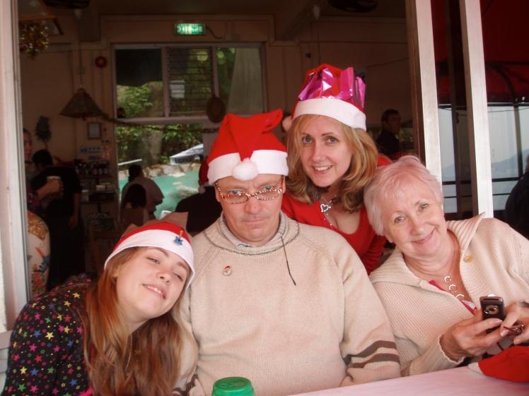 Christmas Day 2007, Mui Wo