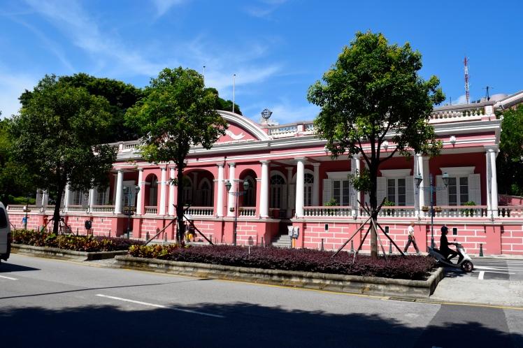Old Macau, Coloane