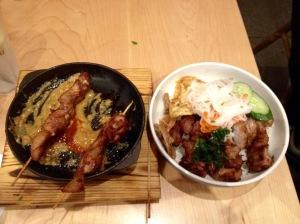 Yummy Vietnamese food in Soho