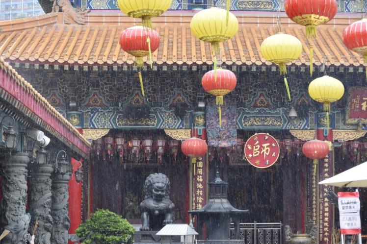 Wong Tai Sing temple