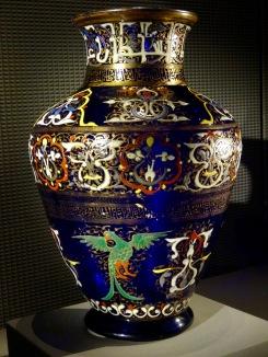 arabic vase