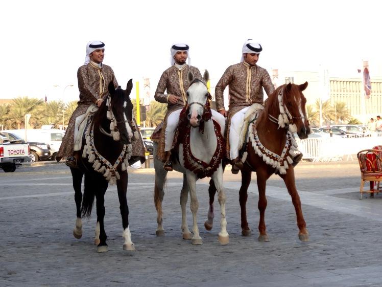arabic horse riders