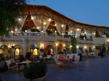 souq at night