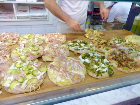 pinsere pizza