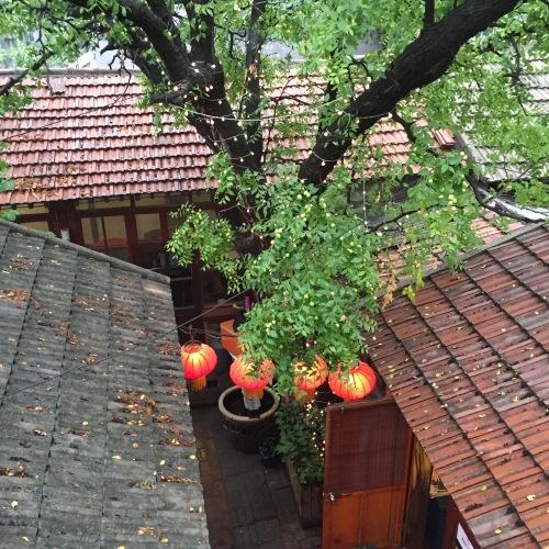 hutong rooftop