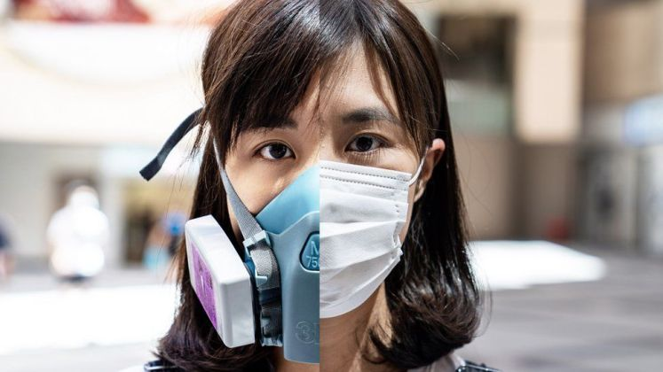 HK face mask